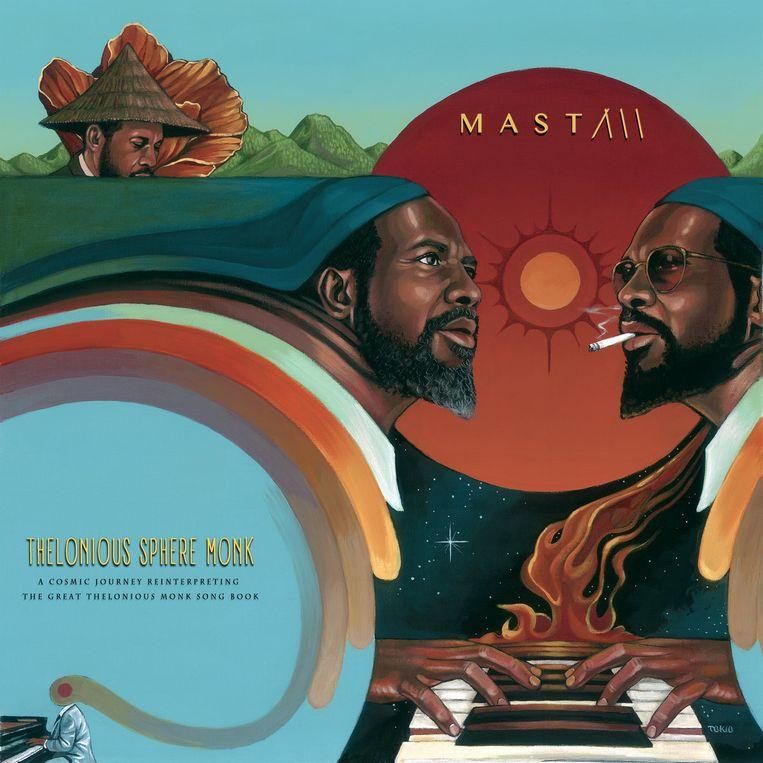 Thelonius Sphere Monk - MAST Beeld rv