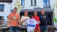 Eerste en enige officiële West-Vlaamse fanclub van Remco Evenepoel vind je in Oudenburg