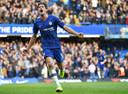 Marcos Alonso maakte de enige treffer namens Chelsea.