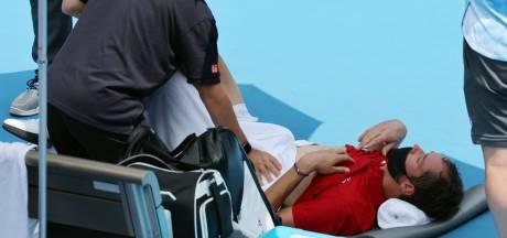 Hitte zorgt voor problemen op tennisbaan: 'Wie is er verantwoordelijk als ik hier sterf?'