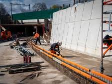 Tunnelbouw in Elst vier maanden vertraagd door slechte fundering