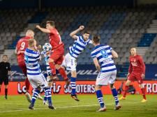 De Graafschap-trainer Snoei: 'Cambuur heeft veruit de beste ploeg van de eerste divisie'