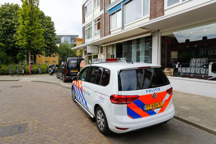 Overval Bellinistraat Eindhoven
