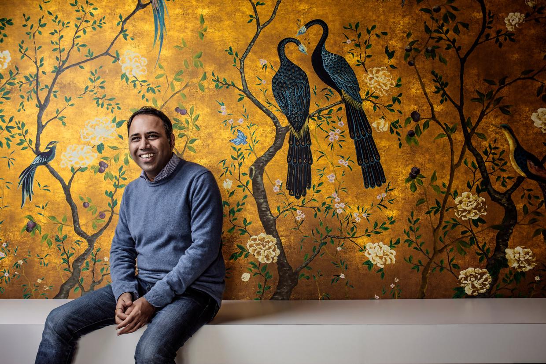 Ravi Vora: 'Dit is een samenleving voor doe-het-zelvers.' Beeld Martin Dijkstra
