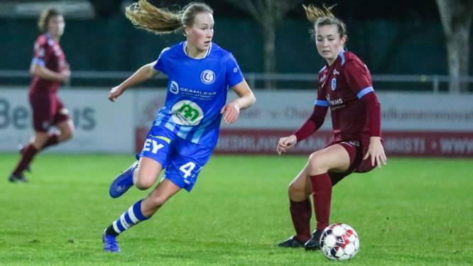 """Féli Delacauw met AA Gent Ladies tegen Club YLA: """"Positieve flow van voor interlandbreak terug vinden"""""""