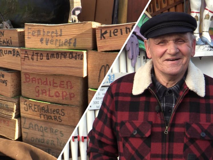 Doorgewinterde orgelman Jules kan niet de straat op: 'Ik mis de mensen'