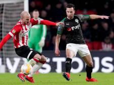 Huurdeal is rond: middenvelder Bruns voor één seizoen naar PEC Zwolle