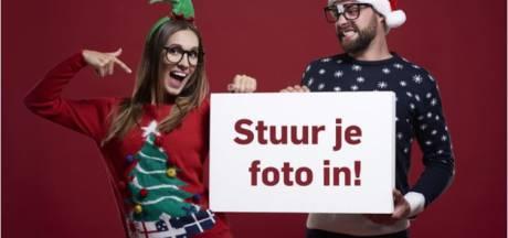 Morgen is het Foute Kersttruiendag! Doen jij en je collega's mee?