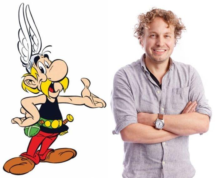 Is Tholen blijven hangen in de tijd van Asterix? Helemaal niet, vindt columnist Niels Herijgens. Maar dat vloekverbod...