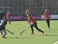 Eerste doelpunt Oranje-Rood in 2021 nog niet meteen goed voor de winst