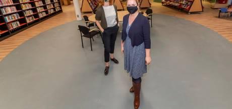 Deze bieb wordt huiskamer voor alle inwoners met hulpvraag in gemeentehuis Woensdrecht