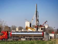 Meter op tijd in gaswingebied Spijkenisse voor controle verzakking of aardbeving