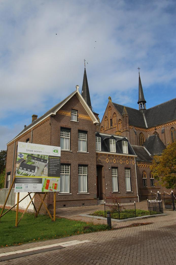 Bouwproject De Pastorie
