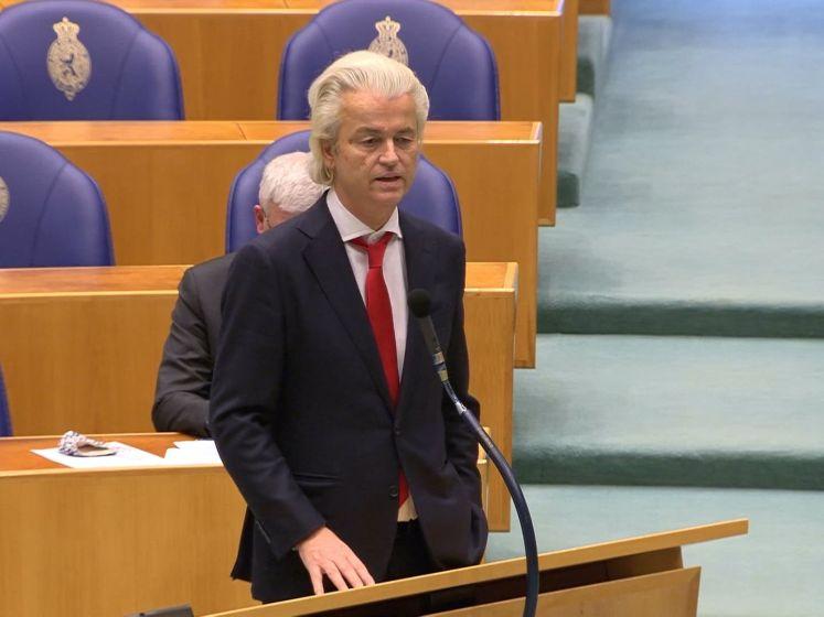 Wilders: 'Zet het leger in bij grootscheepse rellen'