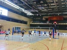 Volleybaldames Regio Zwolle verrassen koploper Sliedrecht Sport