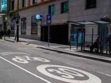 Hoge boetes voor toeristen die harder rijden dan 30 in de bebouwde kom van dit vakantieland