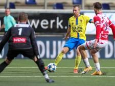 Kwaliteitsverschil tussen SC Cambuur en FC Dordt levensgroot