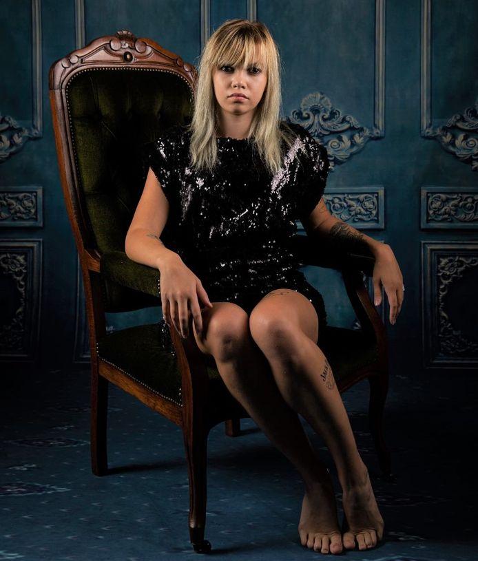 Emanuele Hesbeens is finaliste bij modellenwedstrijd Queen of the Models.