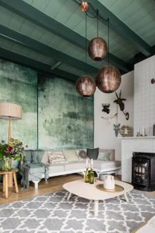 Vergeet de muren, verf eens je plafond: 'Het werkt als een optische illusie'