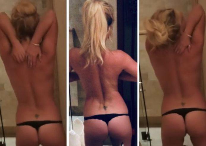 Britney Spears libérée plus que jamais.