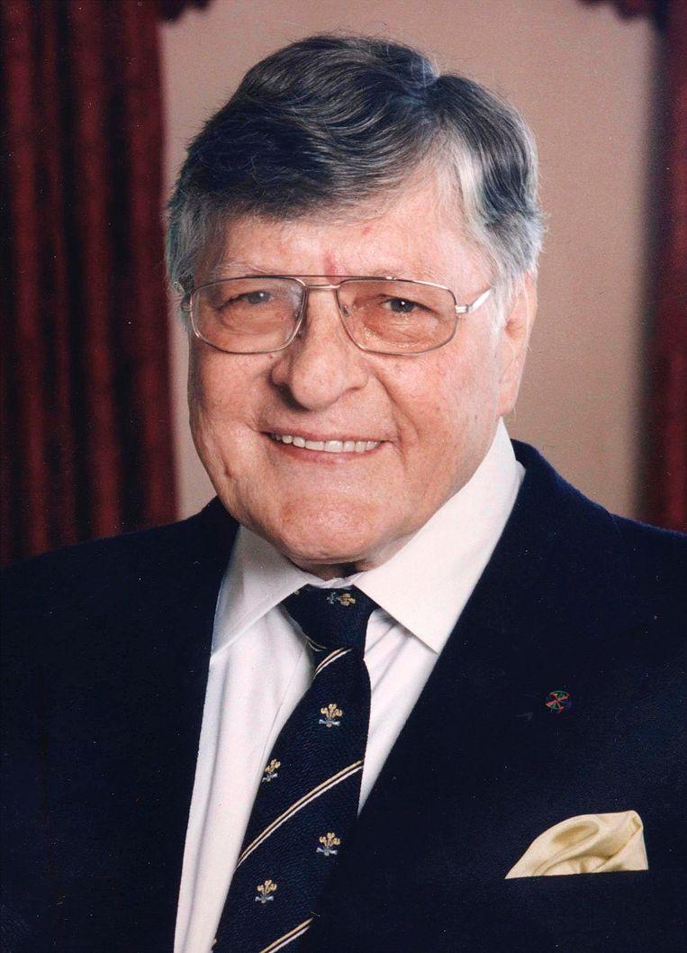 Sir J. Paul Getty, vader van John Paul Getty III.