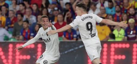 Cillessen met Barça onderuit tegen Valencia in bekerfinale