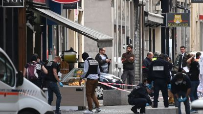 Zeker 13 gewonden bij explosie door bompakket in voetgangerszone Lyon,  fietser wordt opgespoord