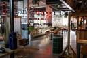 De Twentsche Foodhal in de Performance Factory. Je komt er alleen als je weet dat het er zit.