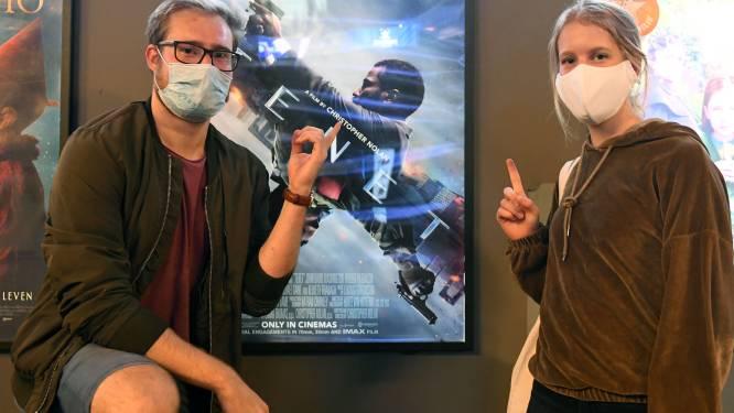 """'Tenet' is de eerste en enige blockbuster van de zomer in Kinepolis: """"Sinds de heropening zitten we aan 25% van het bezoekersaantal in vergelijking met vorig jaar"""""""