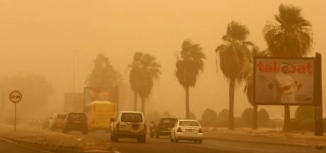 Man in Koeweit gearresteerd na klachten over het weer