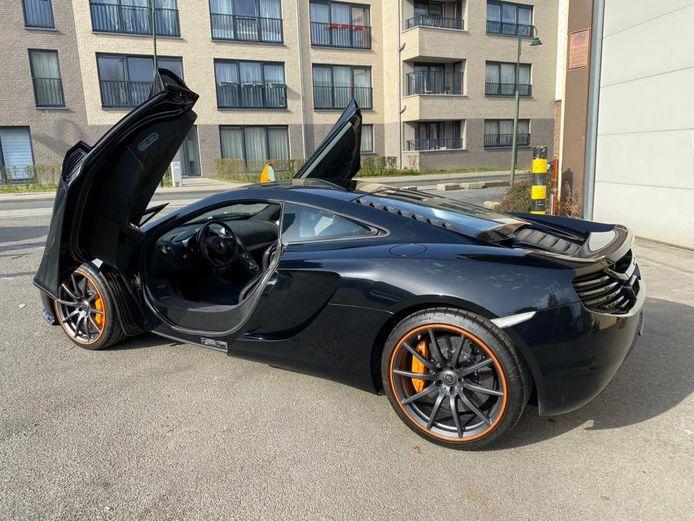 De McLaren.