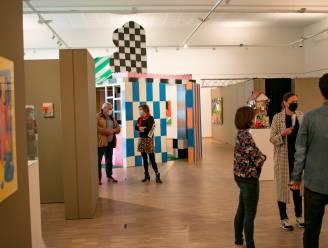 """Tiendaags kunstenfestival NAFT te bewonderen in SteM en op straat: """"Explosie van kleuren en creatieve geestdrift"""""""