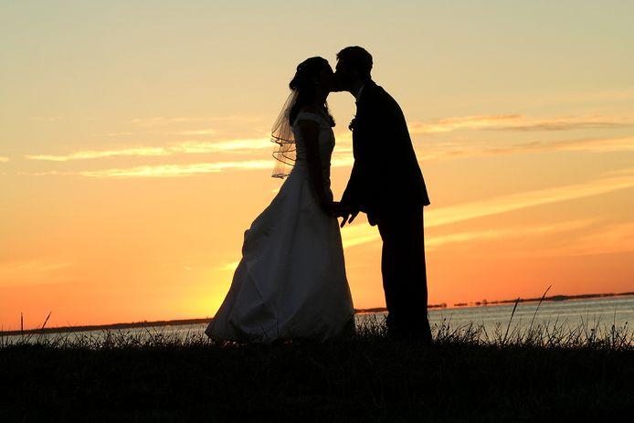 Stockadr huwelijk trouwen bruiloft