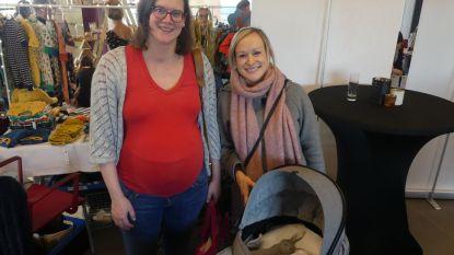 Eerste babybeurs lokt veel mama's en papa's naar Sint-Vincentiusziekenhuis