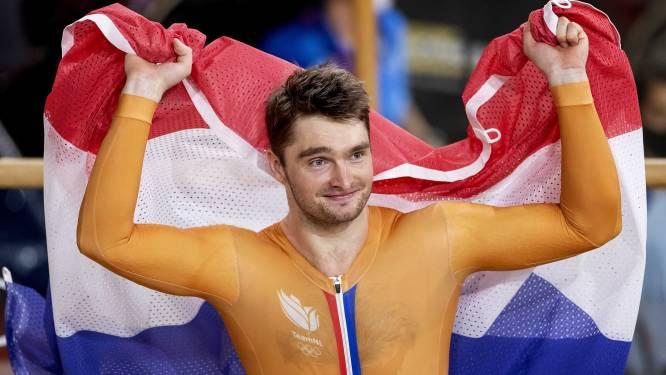 Baanrenner Matthijs Büchli moet smeken om gouden medaille: 'IOC dreigde met een sanctie'