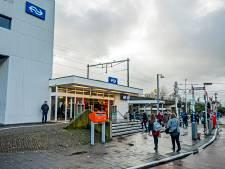 Rugzak met chips gooit treinverkeer tussen Gouda en Rotterdam in de war