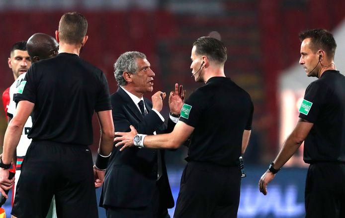 Makkelie says sorry, Portuguese media grumble about absent VAR | Foreign football - Netherlands News Live