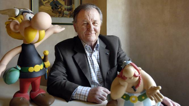 Asterix-tekenaar Albert Uderzo (92) overleden