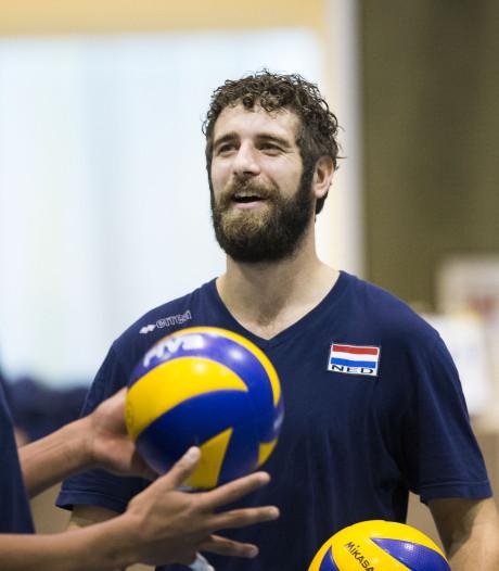Ex-international Van Harskamp start volleybalschool in regio Nijmegen
