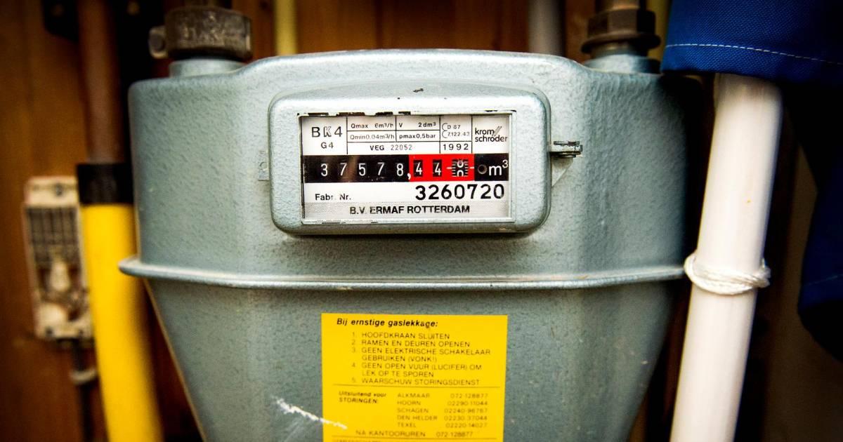Gas en elektriciteit goedkoper dan vorig jaar | Economie - AD.nl