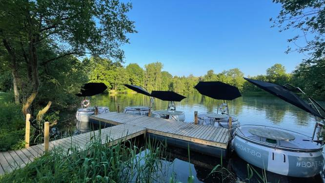 """Boat BQ breidt z'n vloot uit met twee extra bootjes: """"Ondertussen overschreed de teller duizend reservaties"""""""