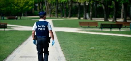 """""""La police bruxelloise a fait preuve d'excès de zèle durant les deux premiers mois de confinement"""""""