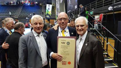 Lokeraar Frank Vanberghen (65) is eerste grootmeester Taekwondo van ons land