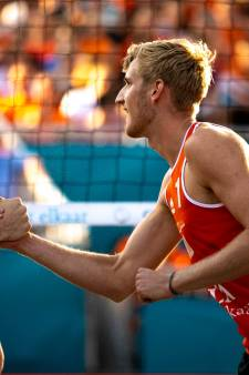 Bergambachtse beachvolleyballer Jasper Bouter breekt met Varenhorst