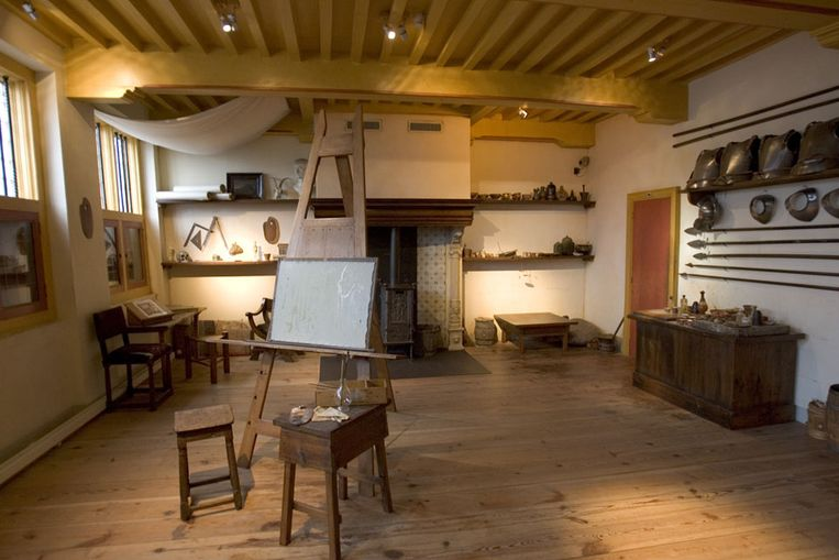 Rembrandthuis (ANP) Beeld