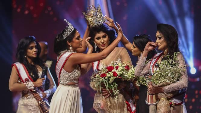'Ontkroonde' Mrs. Sri Lanka officieel opnieuw de winnares na tumultueuze start