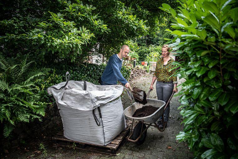 De ontginning van oude veengebieden noemt Bodewits 'ecologisch vandalisme'. Beeld Koen Verheijden