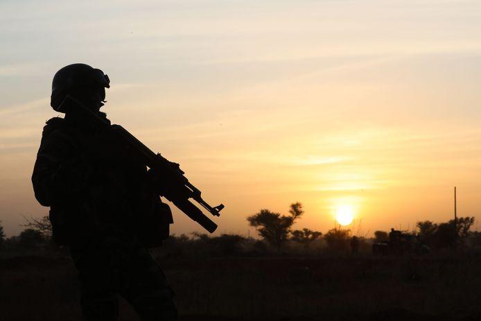 Un soldat nigérien (illustration).