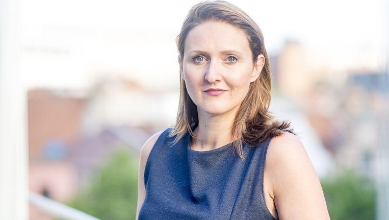 Open Vld-voorzitter Gwendolyn Rutten Beeld belga
