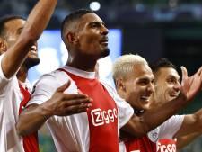 Heerlijke Haller-show in Lissabon bezorgt Ajax droomstart in Champions League